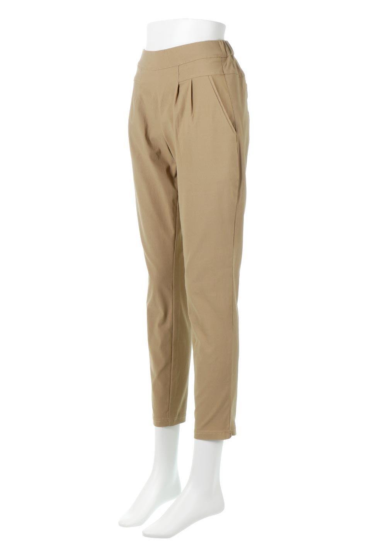 Hi-StretchTuckedPantsハイストレッチ・美脚パンツ大人カジュアルに最適な海外ファッションのothers(その他インポートアイテム)のボトムやパンツ。大人気のストレッチ美脚パンツが素材を新たに新入荷。驚きの履き心地を実現、リピート確実の超おすすめパンツ。/main-6