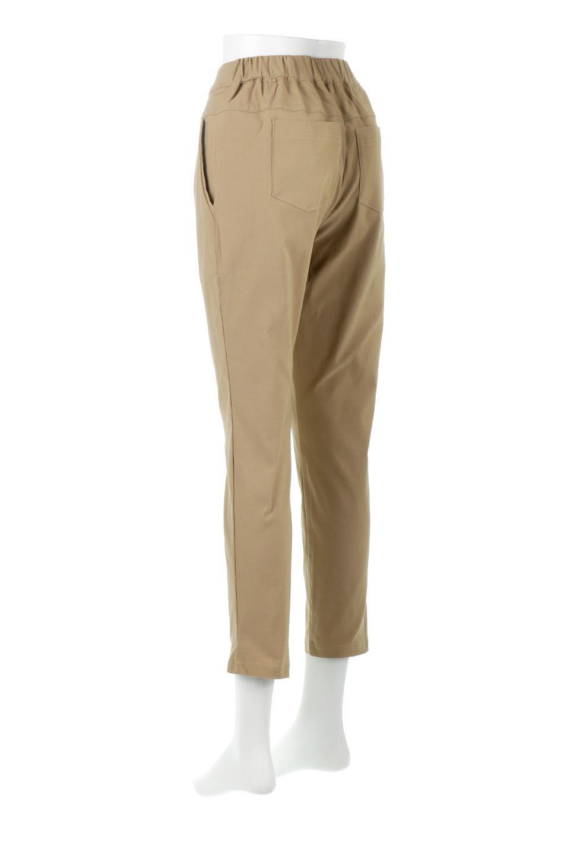 Hi-StretchTuckedPantsハイストレッチ・美脚パンツ大人カジュアルに最適な海外ファッションのothers(その他インポートアイテム)のボトムやパンツ。大人気のストレッチ美脚パンツが素材を新たに新入荷。驚きの履き心地を実現、リピート確実の超おすすめパンツ。/main-8