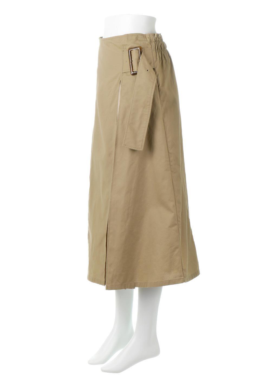 PleatedPanelFlareSkirtプリーツ切り替え・フレアスカート大人カジュアルに最適な海外ファッションのothers(その他インポートアイテム)のボトムやスカート。タックの合間からプリーツが覗く、アシメデザインのフレアスカート。左右で深さの違うタックとプリーツの切り替えがアクセント。/main-1