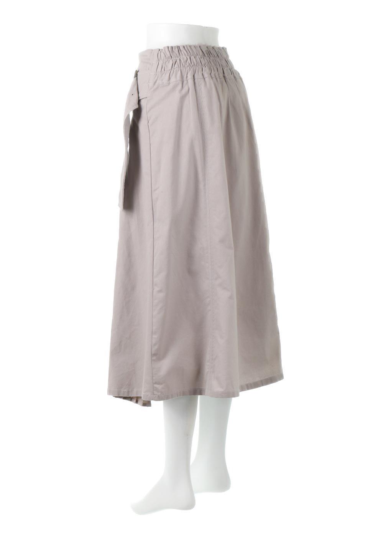 PleatedPanelFlareSkirtプリーツ切り替え・フレアスカート大人カジュアルに最適な海外ファッションのothers(その他インポートアイテム)のボトムやスカート。タックの合間からプリーツが覗く、アシメデザインのフレアスカート。左右で深さの違うタックとプリーツの切り替えがアクセント。/main-13