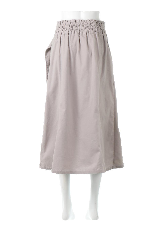 PleatedPanelFlareSkirtプリーツ切り替え・フレアスカート大人カジュアルに最適な海外ファッションのothers(その他インポートアイテム)のボトムやスカート。タックの合間からプリーツが覗く、アシメデザインのフレアスカート。左右で深さの違うタックとプリーツの切り替えがアクセント。/main-14