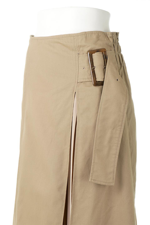 PleatedPanelFlareSkirtプリーツ切り替え・フレアスカート大人カジュアルに最適な海外ファッションのothers(その他インポートアイテム)のボトムやスカート。タックの合間からプリーツが覗く、アシメデザインのフレアスカート。左右で深さの違うタックとプリーツの切り替えがアクセント。/main-16