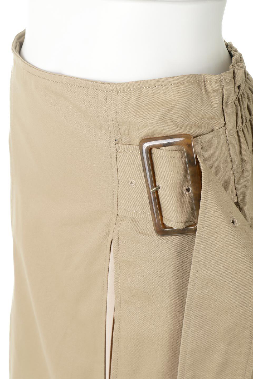 PleatedPanelFlareSkirtプリーツ切り替え・フレアスカート大人カジュアルに最適な海外ファッションのothers(その他インポートアイテム)のボトムやスカート。タックの合間からプリーツが覗く、アシメデザインのフレアスカート。左右で深さの違うタックとプリーツの切り替えがアクセント。/main-18