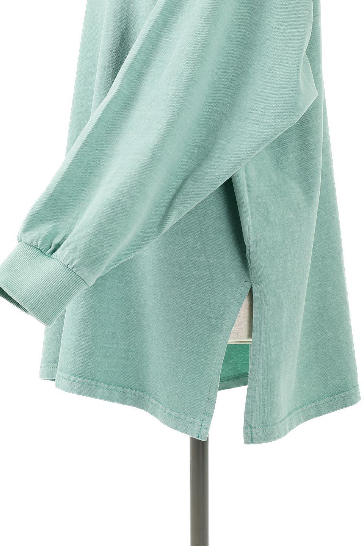 SideSlitLongSleeveBigTeeサイドスリット・ビッグロンT大人カジュアルに最適な海外ファッションのothers(その他インポートアイテム)のトップスやカットソー。ヘビーウエイトでルーズ&ビッグなロンT。普通のTシャツよりも肉厚で、しっかりした素材を使用しています。/main-29