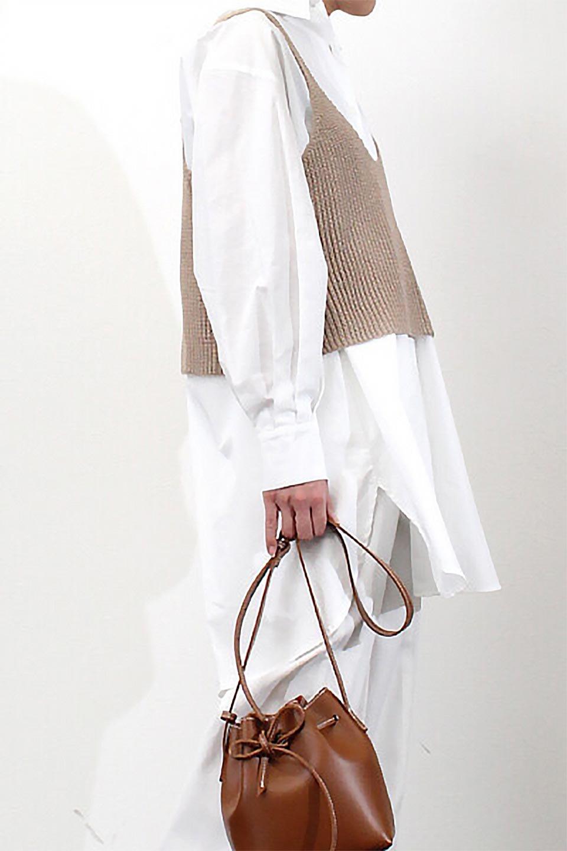 SideSlitKnitCamisoleサイドスリット・ニットキャミソール大人カジュアルに最適な海外ファッションのothers(その他インポートアイテム)のトップスやニット・セーター。ミニマルなデザインが可愛いニットのキャミソール。風通しの良い肩畦編みで夏まで楽しめるアイテムです。/main-19