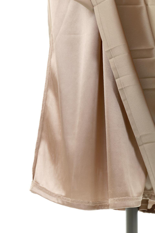 FrontTackedShinySatinLongDressフロントタック・サテンワンピース大人カジュアルに最適な海外ファッションのothers(その他インポートアイテム)のワンピースやマキシワンピース。なめらかな光沢のサテン生地を使用したロングワンピース。様々なトップスと遊べるジャンパースカートタイプのデザイン。/main-24