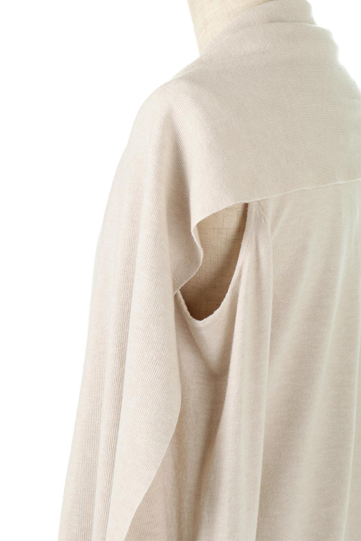 2WayLongCardigan2Way・ロングカーディガン大人カジュアルに最適な海外ファッションのothers(その他インポートアイテム)のアウターやカーディガン。季節に合わせて着方を変えられる、変幻自在の2wayカーデ。長袖のカーディガンとして、またノースリーブのジレとしても着用可能な万能アイテム。/main-7