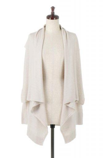 海外ファッションや大人カジュアルに最適なインポートセレクトアイテムの2Way Long Cardigan 2Way・ロングカーディガン