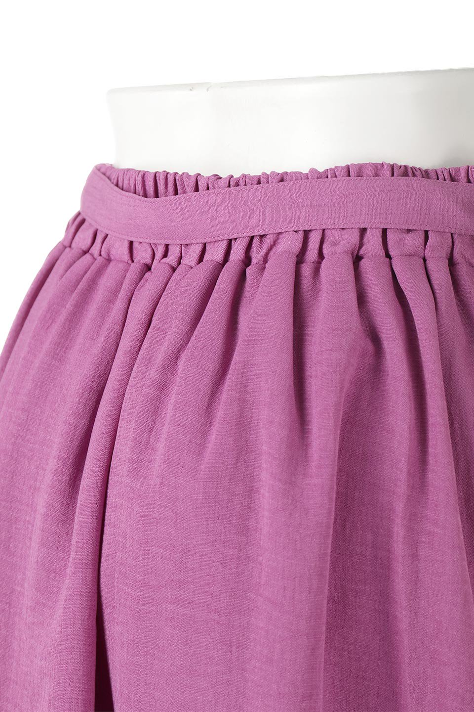 FrontButtonFlareSkirtフロントボタン・フレアスカート大人カジュアルに最適な海外ファッションのothers(その他インポートアイテム)のボトムやスカート。さらっとした素材感でシルエットがキレイなフレアスカートフロントに並ぶ小さなボタンが可愛いフレアスカート。柔らかすぎない生地感で、動くたびにしっかりときれいなシルエットが保てるようになっています。/main-12