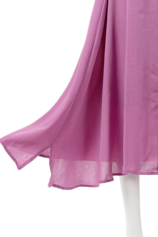 FrontButtonFlareSkirtフロントボタン・フレアスカート大人カジュアルに最適な海外ファッションのothers(その他インポートアイテム)のボトムやスカート。さらっとした素材感でシルエットがキレイなフレアスカートフロントに並ぶ小さなボタンが可愛いフレアスカート。柔らかすぎない生地感で、動くたびにしっかりときれいなシルエットが保てるようになっています。/main-15