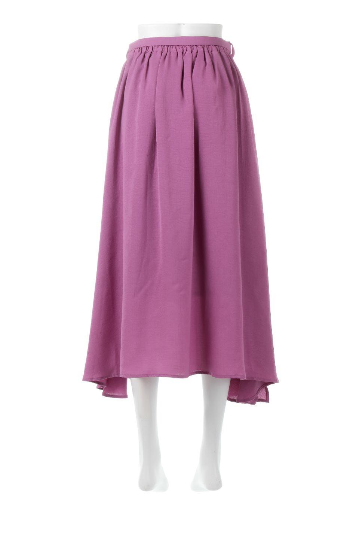 FrontButtonFlareSkirtフロントボタン・フレアスカート大人カジュアルに最適な海外ファッションのothers(その他インポートアイテム)のボトムやスカート。さらっとした素材感でシルエットがキレイなフレアスカートフロントに並ぶ小さなボタンが可愛いフレアスカート。柔らかすぎない生地感で、動くたびにしっかりときれいなシルエットが保てるようになっています。/main-4