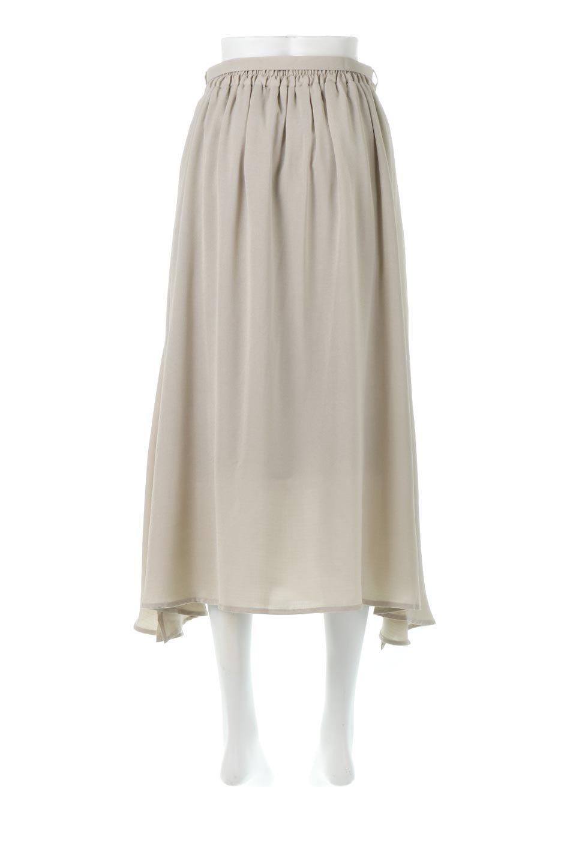 FrontButtonFlareSkirtフロントボタン・フレアスカート大人カジュアルに最適な海外ファッションのothers(その他インポートアイテム)のボトムやスカート。さらっとした素材感でシルエットがキレイなフレアスカートフロントに並ぶ小さなボタンが可愛いフレアスカート。柔らかすぎない生地感で、動くたびにしっかりときれいなシルエットが保てるようになっています。/main-9