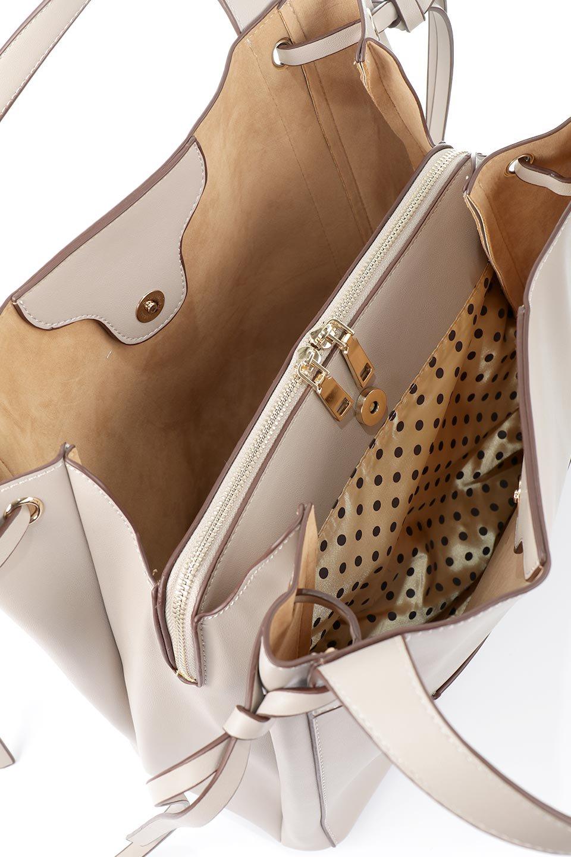 meliebiancoのLeslie(Taupe)センターポケット・トートバッグ/海外ファッション好きにオススメのインポートバッグとかばん、MelieBianco(メリービアンコ)のバッグやトートバッグ。荷室が別れてとても使いやすいバッグ。ファイルも入る大きめのサイズで仕事用としても活躍します。/main-10