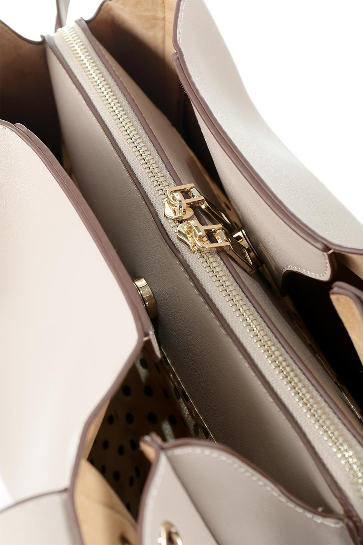 meliebiancoのLeslie(Taupe)センターポケット・トートバッグ/海外ファッション好きにオススメのインポートバッグとかばん、MelieBianco(メリービアンコ)のバッグやトートバッグ。荷室が別れてとても使いやすいバッグ。ファイルも入る大きめのサイズで仕事用としても活躍します。/main-9