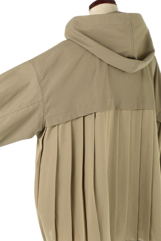 BackPleatedMountainParkaバックプリーツ・マウンテンパーカ大人カジュアルに最適な海外ファッションのothers(その他インポートアイテム)のアウターやジャケット。人気のバックプリーツを施したショート丈のマウンテンパーカ。メンズライクなアイテムをプリーツで女性らしくアレンジしたデザインです。/main-16