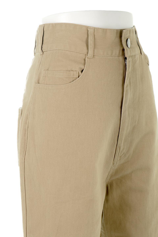Lace-UpWideLegSlitPantsレースアップ・スリット入りワイドパンツ大人カジュアルに最適な海外ファッションのothers(その他インポートアイテム)のボトムやパンツ。バックのレースアップが特徴のワイドパンツ。ソフトなコットン生地で履き心地も抜群。/main-10