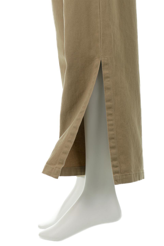 Lace-UpWideLegSlitPantsレースアップ・スリット入りワイドパンツ大人カジュアルに最適な海外ファッションのothers(その他インポートアイテム)のボトムやパンツ。バックのレースアップが特徴のワイドパンツ。ソフトなコットン生地で履き心地も抜群。/main-15
