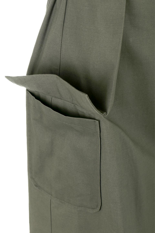 SidePocketBicolorPanelSkirtサイドポケット・切替ラップ風スカート大人カジュアルに最適な海外ファッションのothers(その他インポートアイテム)のボトムやスカート。2種類の生地を使用したバイカラーのロングスカート。硬めの生地とソフトな生地を組み合わせたアシメデザイン。/main-19