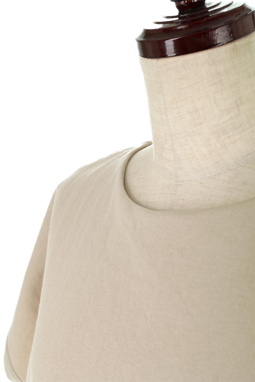 SideRibbonFauxLayeredSwatDressサイドリボン・レイヤードワンピース大人カジュアルに最適な海外ファッションのothers(その他インポートアイテム)のワンピースやマキシワンピース。トップスを重ねて着ているようなデザインのレイヤード(重ね着)風ワンピース。程よい厚みのあるカットソー素材で、からだのあたりが出にくく1枚で着こなしが完成するのもうれしいポイント。/main-11