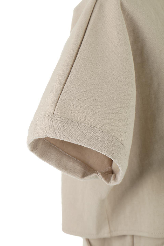 SideRibbonFauxLayeredSwatDressサイドリボン・レイヤードワンピース大人カジュアルに最適な海外ファッションのothers(その他インポートアイテム)のワンピースやマキシワンピース。トップスを重ねて着ているようなデザインのレイヤード(重ね着)風ワンピース。程よい厚みのあるカットソー素材で、からだのあたりが出にくく1枚で着こなしが完成するのもうれしいポイント。/main-14