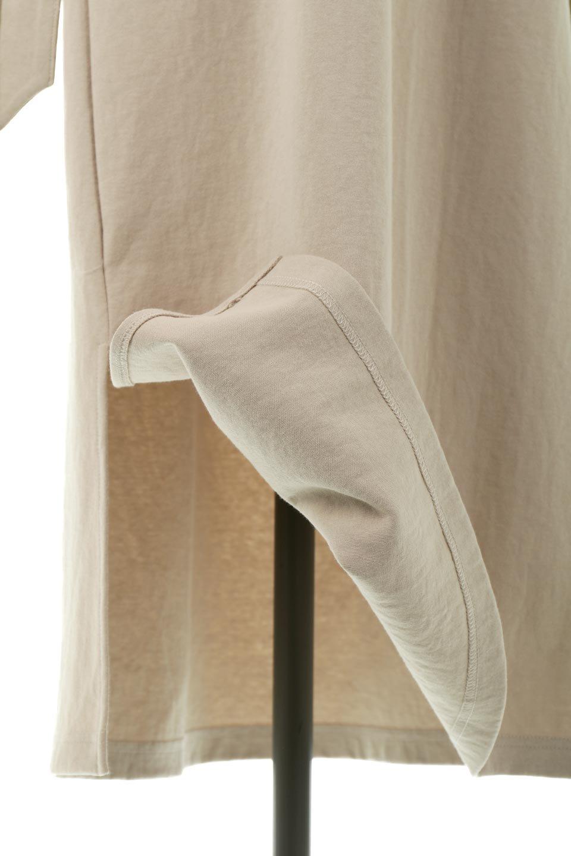 SideRibbonFauxLayeredSwatDressサイドリボン・レイヤードワンピース大人カジュアルに最適な海外ファッションのothers(その他インポートアイテム)のワンピースやマキシワンピース。トップスを重ねて着ているようなデザインのレイヤード(重ね着)風ワンピース。程よい厚みのあるカットソー素材で、からだのあたりが出にくく1枚で着こなしが完成するのもうれしいポイント。/main-17