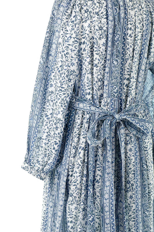 FloralPrintedPanelDress小花柄・パネルワンピース大人カジュアルに最適な海外ファッションのothers(その他インポートアイテム)のワンピースやマキシワンピース。オリエンタルな雰囲気のパネルプリントが魅力的なワンピース。インド綿ならではの柔らかで涼しげな素材感は、軽くて着心地も抜群。/main-14