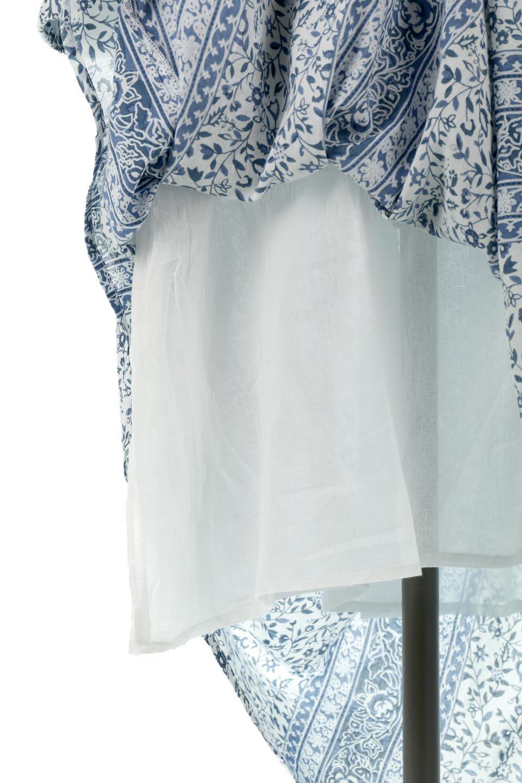 FloralPrintedPanelDress小花柄・パネルワンピース大人カジュアルに最適な海外ファッションのothers(その他インポートアイテム)のワンピースやマキシワンピース。オリエンタルな雰囲気のパネルプリントが魅力的なワンピース。インド綿ならではの柔らかで涼しげな素材感は、軽くて着心地も抜群。/main-19