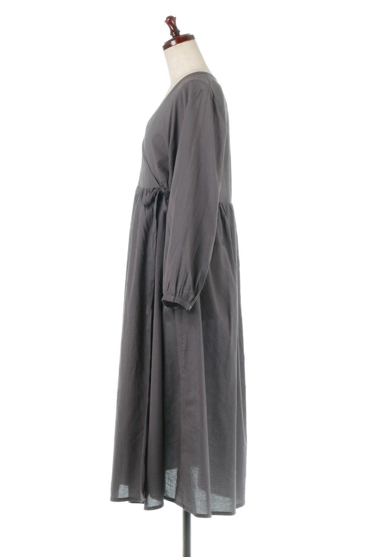 2WayCache-coeurLongDress2Way・カシュクールワンピース大人カジュアルに最適な海外ファッションのothers(その他インポートアイテム)のワンピースやマキシワンピース。2WAY仕様で着れるワンピース。着回ししやすいデザインで前を閉じて着ると女性らしいカシュクールタイプのワンピース。/main-2