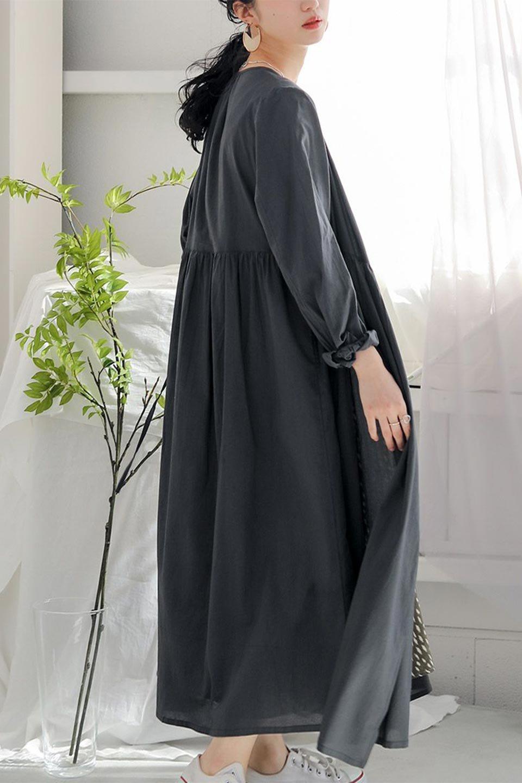 2WayCache-coeurLongDress2Way・カシュクールワンピース大人カジュアルに最適な海外ファッションのothers(その他インポートアイテム)のワンピースやマキシワンピース。2WAY仕様で着れるワンピース。着回ししやすいデザインで前を閉じて着ると女性らしいカシュクールタイプのワンピース。/main-22