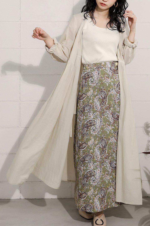 2WayCache-coeurLongDress2Way・カシュクールワンピース大人カジュアルに最適な海外ファッションのothers(その他インポートアイテム)のワンピースやマキシワンピース。2WAY仕様で着れるワンピース。着回ししやすいデザインで前を閉じて着ると女性らしいカシュクールタイプのワンピース。/main-32