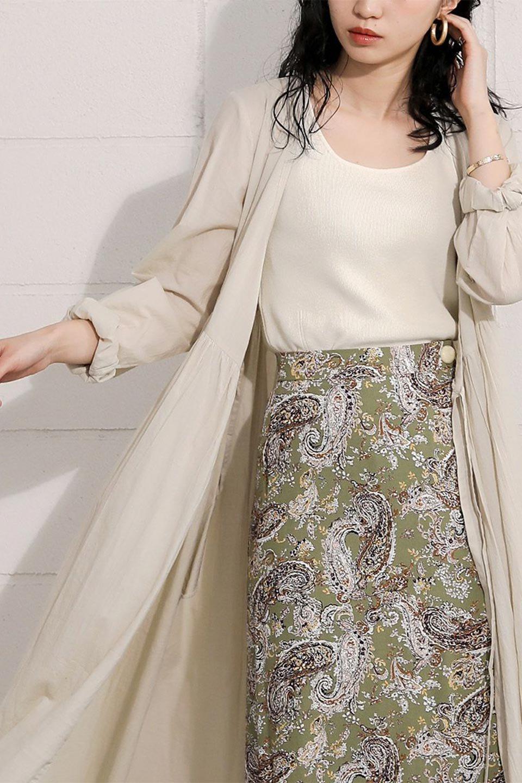2WayCache-coeurLongDress2Way・カシュクールワンピース大人カジュアルに最適な海外ファッションのothers(その他インポートアイテム)のワンピースやマキシワンピース。2WAY仕様で着れるワンピース。着回ししやすいデザインで前を閉じて着ると女性らしいカシュクールタイプのワンピース。/main-33