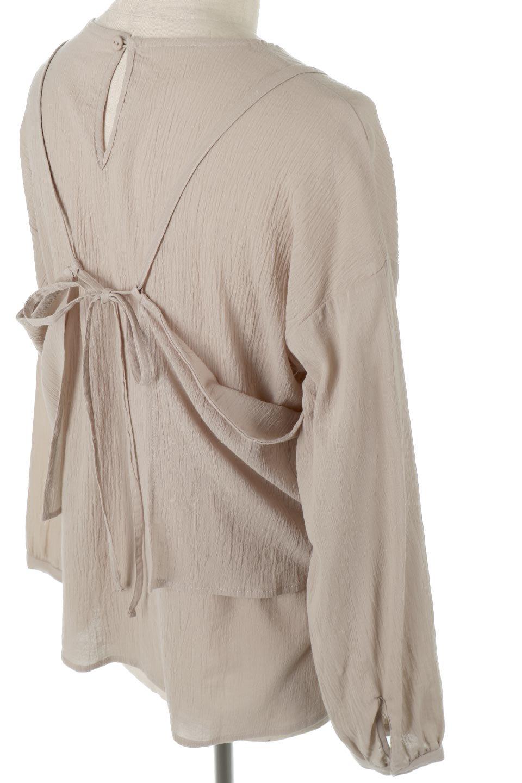 TexturedSheerCami&Blouseテクスチャード・シアーキャミブラウスセット大人カジュアルに最適な海外ファッションのothers(その他インポートアイテム)のトップスやシャツ・ブラウス。若干透け感のある長袖ブラウスと、共生地のキャミソールセット。さらりとした素材感の生地は透け感があり、これからの季節にピッタリのアイテム。/main-20