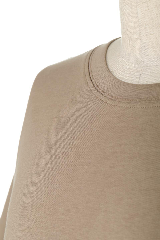 DeepSideSlitDressサイドスリット・コットンワンピース大人カジュアルに最適な海外ファッションのothers(その他インポートアイテム)のワンピースやマキシワンピース。キレイ目でもカジュアルでも楽しめるコットン素材のワンピトップス。肉厚なTシャツ素材で様々なコーディネートで活躍します。/main-17