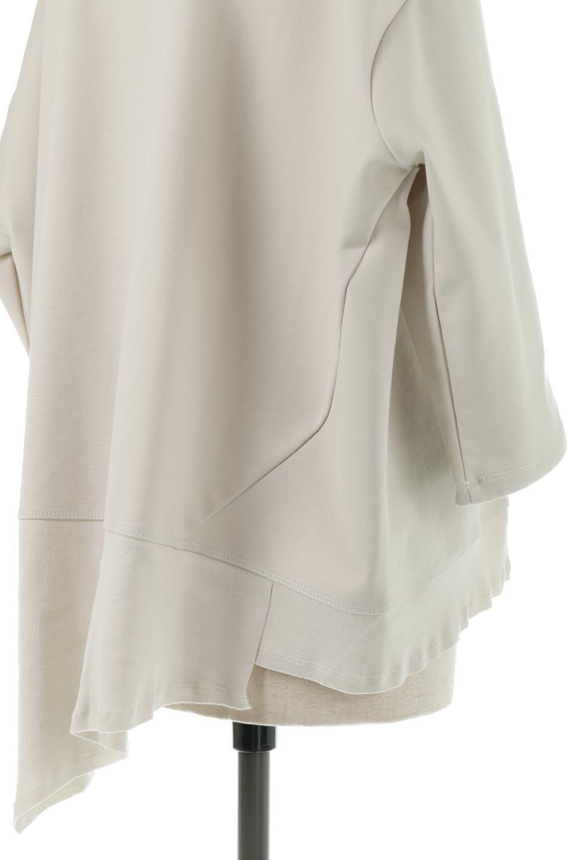 PanelCutAsymmetricalBigT-Shirtsアシメントリー・切り替えビッグTee大人カジュアルに最適な海外ファッションのothers(その他インポートアイテム)のトップスやカットソー。左右非対称なカッティングデザインがポイントのTシャツ。メンズサイズのようなオーバーシルエットが可愛いヘビーウェイトのカットソー。/main-18