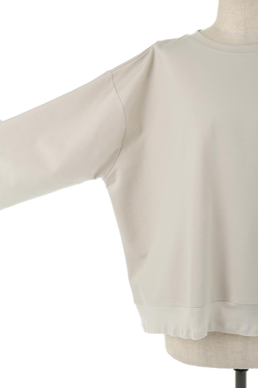 PanelCutAsymmetricalBigT-Shirtsアシメントリー・切り替えビッグTee大人カジュアルに最適な海外ファッションのothers(その他インポートアイテム)のトップスやカットソー。左右非対称なカッティングデザインがポイントのTシャツ。メンズサイズのようなオーバーシルエットが可愛いヘビーウェイトのカットソー。/main-19