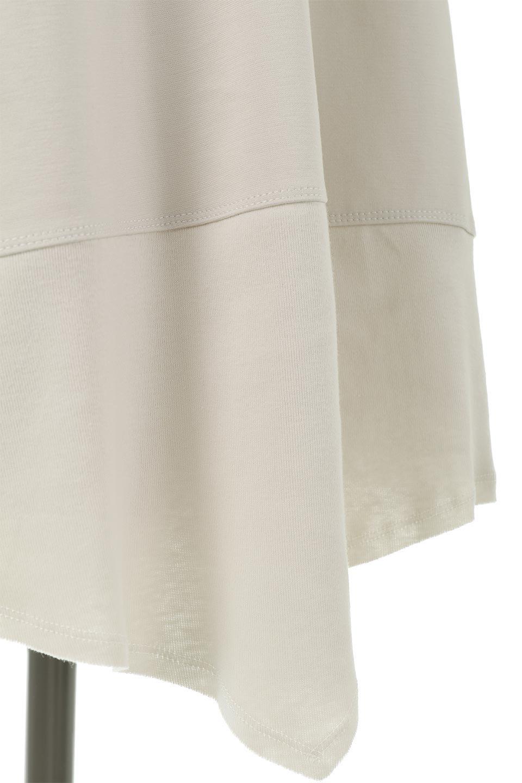 PanelCutAsymmetricalBigT-Shirtsアシメントリー・切り替えビッグTee大人カジュアルに最適な海外ファッションのothers(その他インポートアイテム)のトップスやカットソー。左右非対称なカッティングデザインがポイントのTシャツ。メンズサイズのようなオーバーシルエットが可愛いヘビーウェイトのカットソー。/main-22