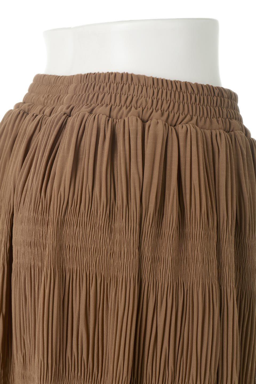 MajolicaPleatedLongSkirtマジョリカプリーツ・ロングスカート大人カジュアルに最適な海外ファッションのothers(その他インポートアイテム)のボトムやスカート。表情豊かなマジョリカプリーツが春の雰囲気満点のロングスカート。シフォンジョーゼットのソフトな生地でフワリとした優しさが人気です。/main-26