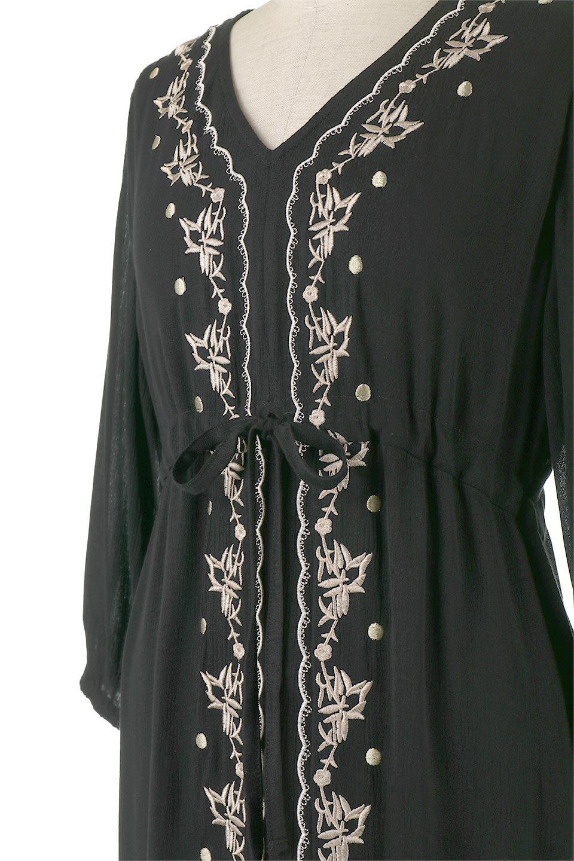 ExoticEmbroideredBohemianDressエスニック刺繍・ボヘミアンワンピース大人カジュアルに最適な海外ファッションのothers(その他インポートアイテム)のワンピースやマキシワンピース。ナチュラルなエスニックテイストが一目見ただけで可愛いボヘミアンなワンピース。刺繍が魅力的なワンピースです。/main-12