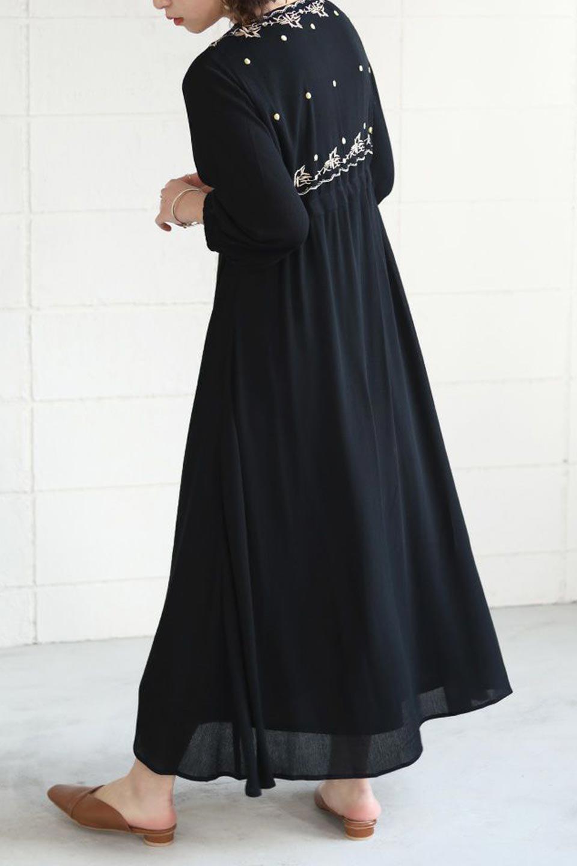 ExoticEmbroideredBohemianDressエスニック刺繍・ボヘミアンワンピース大人カジュアルに最適な海外ファッションのothers(その他インポートアイテム)のワンピースやマキシワンピース。ナチュラルなエスニックテイストが一目見ただけで可愛いボヘミアンなワンピース。刺繍が魅力的なワンピースです。/main-20
