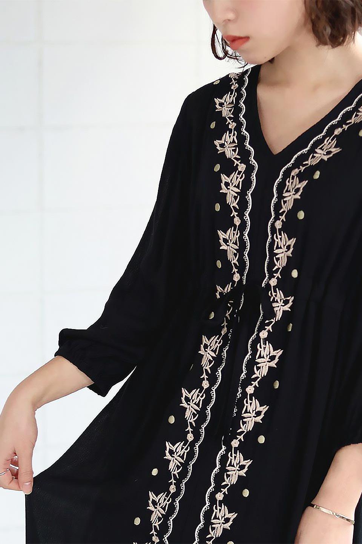 ExoticEmbroideredBohemianDressエスニック刺繍・ボヘミアンワンピース大人カジュアルに最適な海外ファッションのothers(その他インポートアイテム)のワンピースやマキシワンピース。ナチュラルなエスニックテイストが一目見ただけで可愛いボヘミアンなワンピース。刺繍が魅力的なワンピースです。/main-23