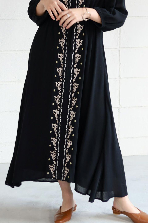 ExoticEmbroideredBohemianDressエスニック刺繍・ボヘミアンワンピース大人カジュアルに最適な海外ファッションのothers(その他インポートアイテム)のワンピースやマキシワンピース。ナチュラルなエスニックテイストが一目見ただけで可愛いボヘミアンなワンピース。刺繍が魅力的なワンピースです。/main-25