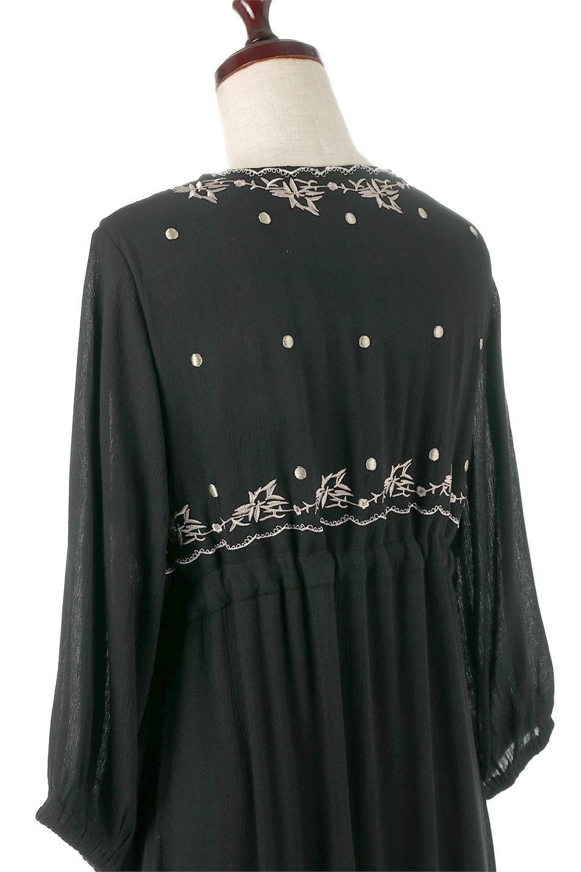 ExoticEmbroideredBohemianDressエスニック刺繍・ボヘミアンワンピース大人カジュアルに最適な海外ファッションのothers(その他インポートアイテム)のワンピースやマキシワンピース。ナチュラルなエスニックテイストが一目見ただけで可愛いボヘミアンなワンピース。刺繍が魅力的なワンピースです。/main-7