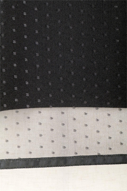 SheerDotSleeveLayeredBlouseドットチュールスリーブ・ドッキングブラウス大人カジュアルに最適な海外ファッションのothers(その他インポートアイテム)のトップスやシャツ・ブラウス。人気のシアー素材を使用した袖が可愛いフェイクレイヤードのブラウス。袖のドット柄が上品な雰囲気で女性らしいおーディネートが楽しめます。/main-26