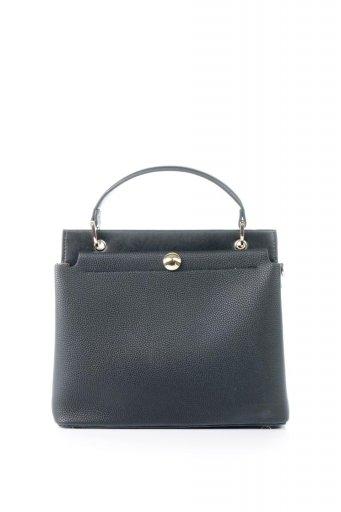 海外ファッションや大人カジュアルのためのインポートバッグ、かばんmelie bianco(メリービアンコ)のRoxy (Black) ワンハンドル・ハンドバッグ