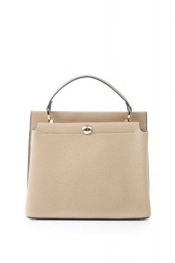 海外ファッションや大人カジュアルのためのインポートバッグ、かばんmelie bianco(メリービアンコ)のRoxy (Tan) ワンハンドル・ハンドバッグ
