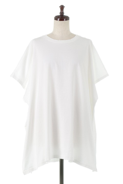 SideSlitOversizedPull-Overサイドスリット・オーバーサイズTシャツ大人カジュアルに最適な海外ファッションのothers(その他インポートアイテム)のトップスやカットソー。肉厚のTシャツ生地を使用したオーバーサイズTee。ルーズなシルエットは家でのリラックスタイムからアウトドア遊びまで大活躍です。