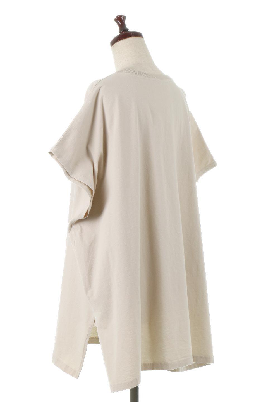 SideSlitOversizedPull-Overサイドスリット・オーバーサイズTシャツ大人カジュアルに最適な海外ファッションのothers(その他インポートアイテム)のトップスやカットソー。肉厚のTシャツ生地を使用したオーバーサイズTee。ルーズなシルエットは家でのリラックスタイムからアウトドア遊びまで大活躍です。/main-13