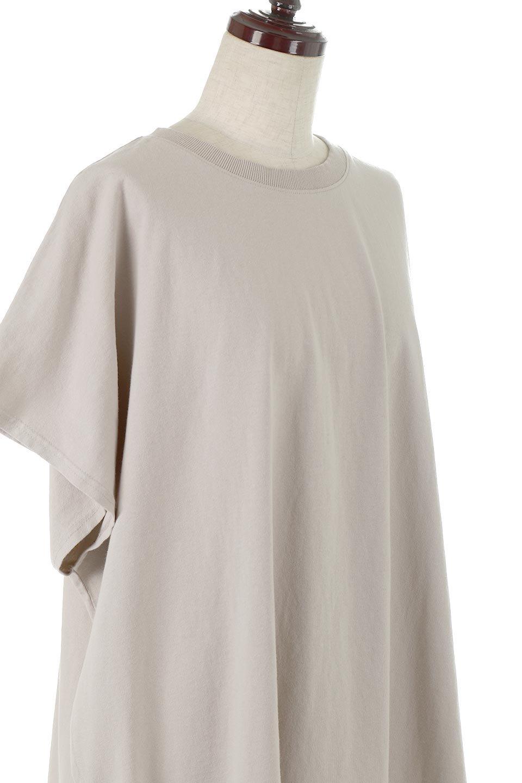 SideSlitOversizedPull-Overサイドスリット・オーバーサイズTシャツ大人カジュアルに最適な海外ファッションのothers(その他インポートアイテム)のトップスやカットソー。肉厚のTシャツ生地を使用したオーバーサイズTee。ルーズなシルエットは家でのリラックスタイムからアウトドア遊びまで大活躍です。/main-20