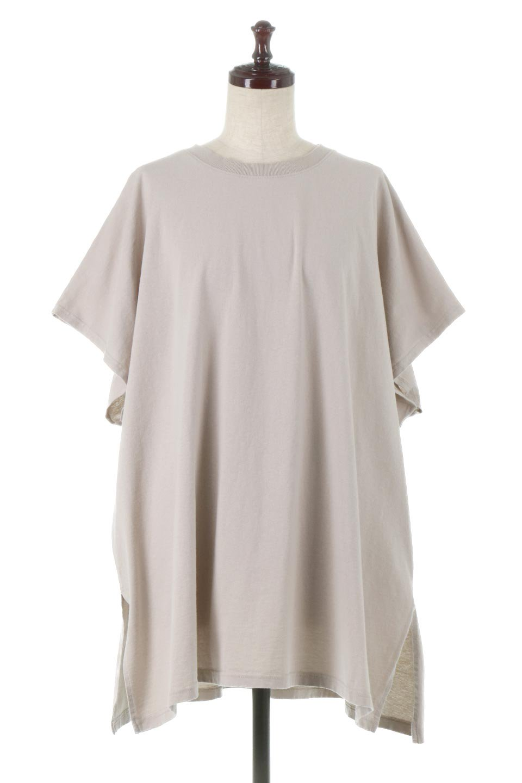 SideSlitOversizedPull-Overサイドスリット・オーバーサイズTシャツ大人カジュアルに最適な海外ファッションのothers(その他インポートアイテム)のトップスやカットソー。肉厚のTシャツ生地を使用したオーバーサイズTee。ルーズなシルエットは家でのリラックスタイムからアウトドア遊びまで大活躍です。/main-5
