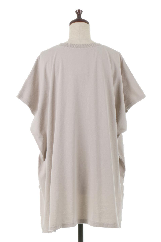 SideSlitOversizedPull-Overサイドスリット・オーバーサイズTシャツ大人カジュアルに最適な海外ファッションのothers(その他インポートアイテム)のトップスやカットソー。肉厚のTシャツ生地を使用したオーバーサイズTee。ルーズなシルエットは家でのリラックスタイムからアウトドア遊びまで大活躍です。/main-9